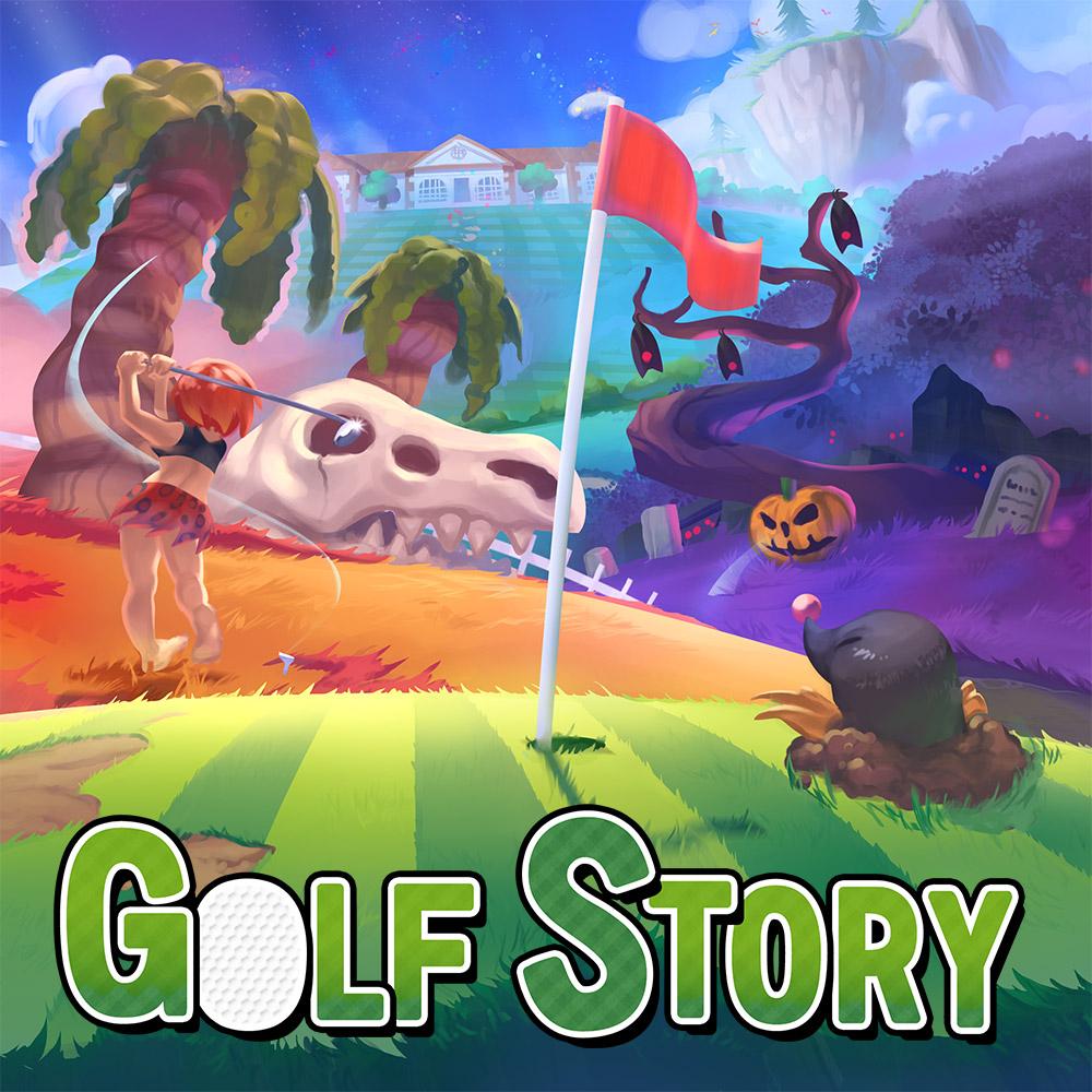 Golf Story Nintendo Switch 34% Off £8.90 @Nintendo eShop £6.82 SA
