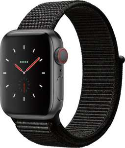 Apple Watch Series 4 GPS + Cellular, 40mm Space Grey Aluminium - £267.57 delivered @ Ebuyer