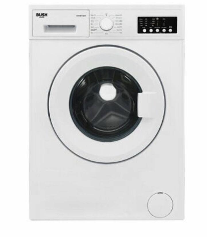 Bush WMNB712EW Free Standing 7KG 1200 Spin Washing Machine £143.99 free delivery