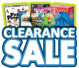 Happy Puzzle Company Warehouse Clearance