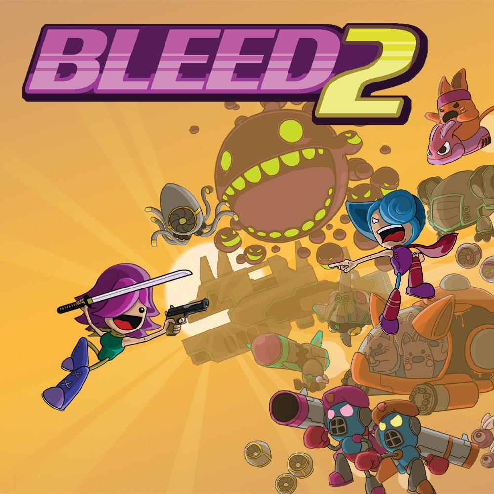 Bleed 2 Nintendo Switch 75% Off - £3.37 @Nintendo eShop £2.58 SA