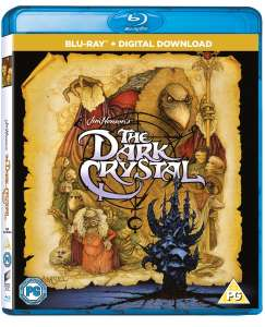 The Dark Crystal (Deluxe Edition) [Blu-ray] now £4.99 / £4.49 (New Accounts only) delivered using code SIGNUP at Zoom