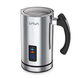 VAVA Milk Steamer Foamer Liquid Heater with Hot or Cold Milk £21.99 Sold by Sunvalleytek-UK and Fulfilled by Amazon