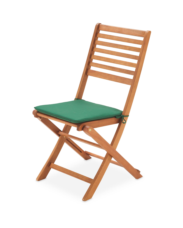 *InStore only - Gardenline Wooden Garden Chair £14.99 @ Aldi Winchester