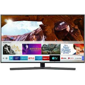 Samsung 55 inch 2019 4K HDR TV UE55RU7400 - £540.10 with code at AO/ebay