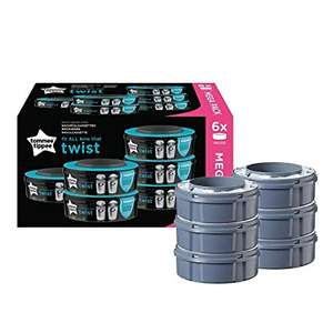Tommee Tippee Twist and Click Sangenic Bin Refills x £29.17 x 18 with S&S and 30% code @ Amazon