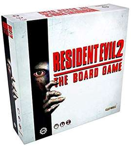 Steamforged Games SFRE2001 Resident Evil 2: The Board Game, Multicoloured £79.98 @ Amazon