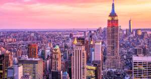Return direct flight from Manchester to New York £214 (March 2020 departures) @ Travel Up