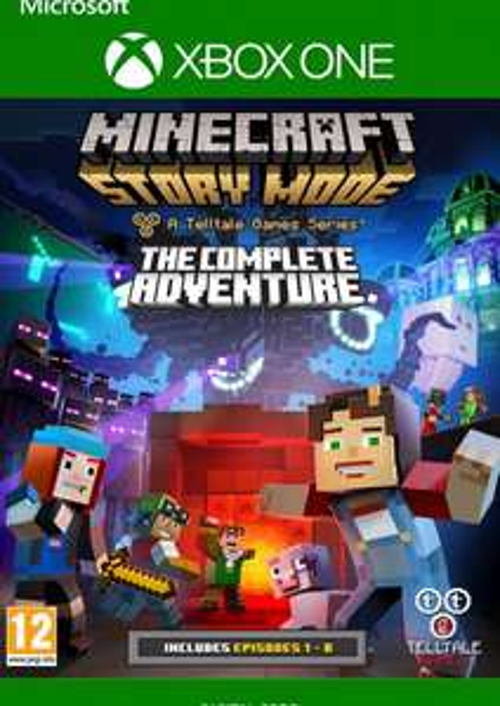 Minecraft Story Mode Complete Adventure Xbox One £2.99 @ CDKeys