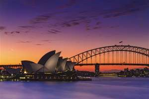 Return flight to Sydney (November departures / Departing London Heathrow or Gatwick / Flight operated by Air China) @ Skyscanner (Flysharp)