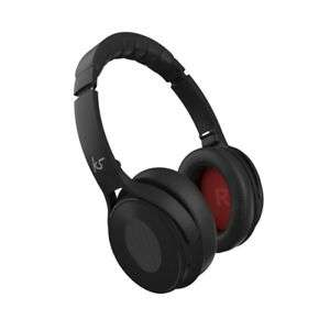 KitSound Immerse Bluetooth Noise Cancelling On Ear Headphones Black (New other) £17.99 @ Tech-refresh eBay