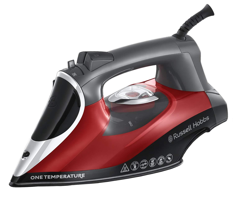 Russell Hobbs Iron One Temperature 25090 2600 Watt £17 @ Tesco