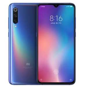 Xiaomi Mi 9 4G Phablet Global Version 128GB ROM - Blue £330.40 @ GearBest