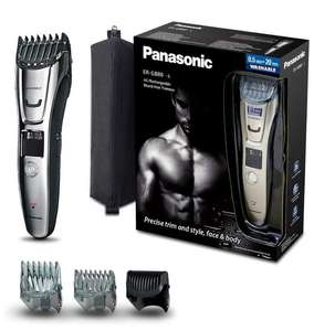 Panasonic ER-GB80 Wet & Dry Trimmer/Shaver £34.99 @ Amazon