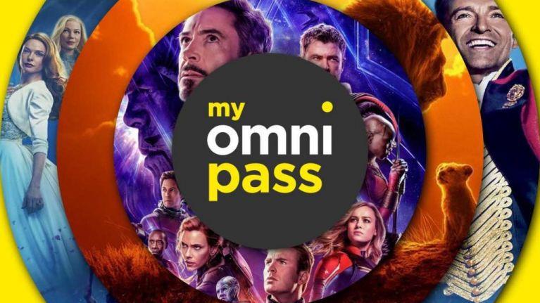 My OmniPass from £13.95 p/m - irish Cinema Membership