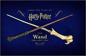 Harry Potter The Wand Collection (Hardcover) @ Amazon £12 Delivered
