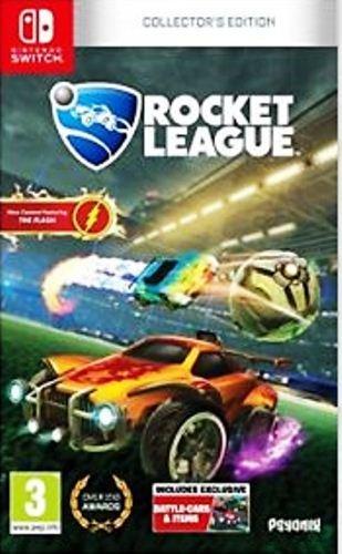 Rocket League Collector's Edition - Nintendo Switch - Amazon.co.uk - Prime £17.99 / Non Prime £20.98