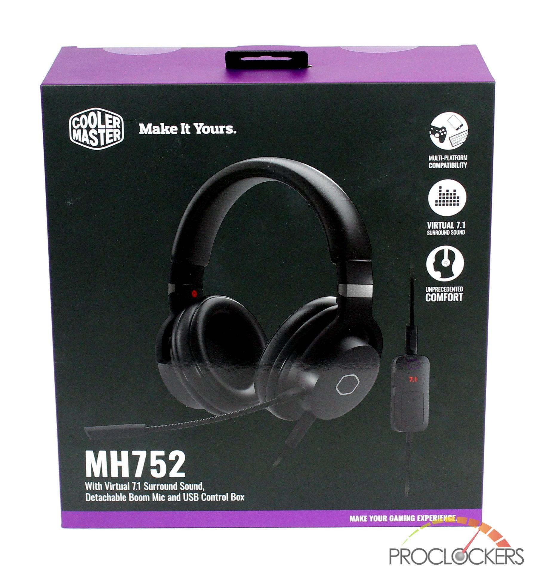 CM MH752 Gaming Headset - £69.50 @ Amazon