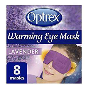 Optrex Warming Eye Mask - Pack of 8 Instore @ Superdrug's - Now £1