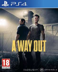 A Way Out (PS4) - £15.99 @ PlayStation Store