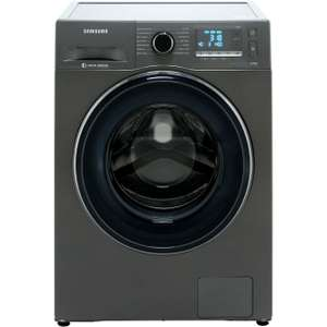 SAMSUNG WW90J5456FC ecobubble™ A+++ Rated 9Kg 1400 RPM Washing Machine Graphite / White £359.10 with code @ AO Ebay
