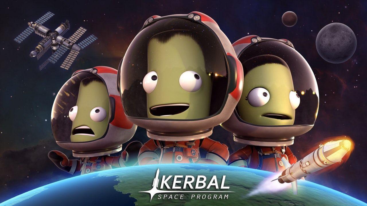 Kerbal Space Program PC Steam £6.74 @ Fanatical