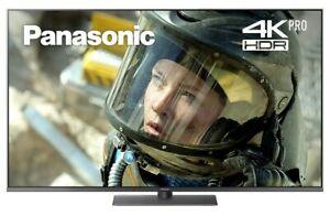 Refurbished Panasonic TX-55FX750B 55 Inch SMART 4K Ultra HD HDR LED TV Freeview Play USB Rec for £539.99 with Code @ eBay / Panasonic