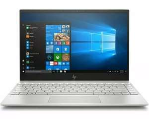 HP Envy 13.3 Inch Laptop, Intel Core i5-8265U, 8GB RAM, 256GB SSD – Silver £683 with code @ Currys PC World eBay