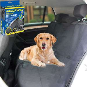 Goodyear Heavy Duty Car Seat Protector Water Resistant Cover For Dogs Pets Baby  £7.64 Delivered @ eBay - thinkprice