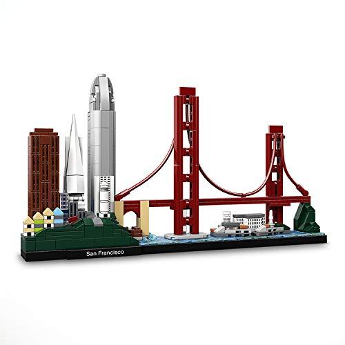 LEGO Architecture 21043 San Francisco £34.19 via Amazon.de