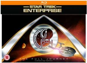 Star Trek - Enterprise: The Complete Collection (Box Set) [Blu-ray] £29.70 (£26.73 for NEW signups with code) @ Zoom - Free Delivery