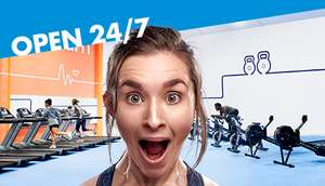 The Gym Group - 20% off - £0 Joining Fee - No Contract