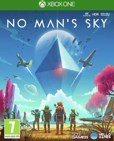 No Man's Sky Xbox One £19.99 Free C&C @ Argos