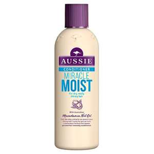 Aussie Shampoos 300ml / Aussie Conditioners 250ml £2  @ Tesco