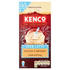 (From 17th June) Kenco Iced Latte (Or Salted Caramel /Coconut / Vanilla) 8X21.5G £1.25 / Nestle Curiously Cinnamon Cereal 375G £1.40 @ Tesco