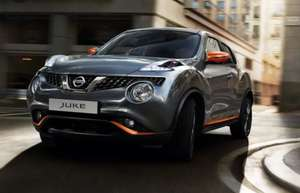 Save 37% New NISSAN JUKE 1.5 dCi Bose Personal Edition 5dr now £13,100 @ New car discount.com