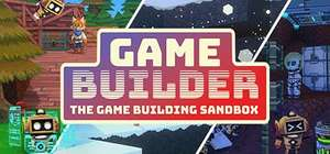 Game Builder (The PC Game Building Sandbox) New and FREE on Steam