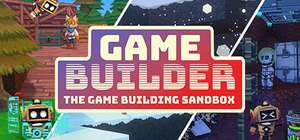 Game Builder (The PC Game Building Sandbox from Google) New and FREE on Steam