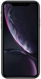 uSwitch compare mobile phone exclusive deal - iPhone XR 64gb - £39pm/24m + £49 upfront - 100GB data / unlimited data/text