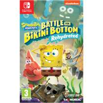 I'M READY!!! Pre-order SpongeBob Squarepants Battle For Bikini Bottom Rehydrated (Nintendo Switch/PS4/XBOX ONE/PC) for just £29.99 @ GAME