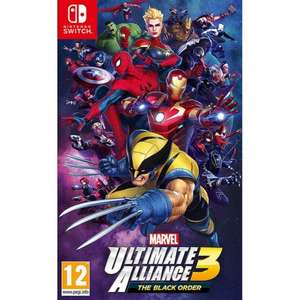 Marvel Ultimate Alliance 3 (Switch) £37.95 at The Game Collection