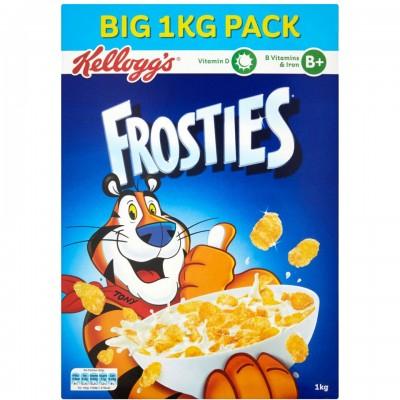 Kelloggs Frosties 1kg - 10p in store Asda Burnden