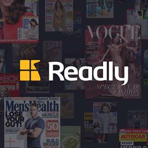 Readly Deals & Sales for August 2019 - hotukdeals