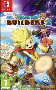 Dragon quest builders 2 (switch/ps4) - £37.95 @ thegamecollection (discount at checkout)