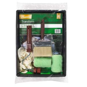 """Harris Transform Shed, Fence and Decking Kit – 10cm (4"""") £2.97 with code @ Robert Dyas (Free C&C)"""