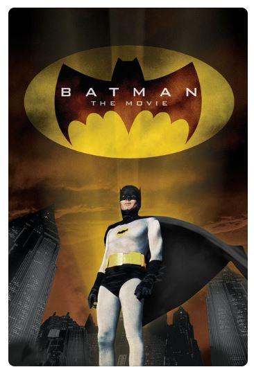 Batman The Movie (1966) - £2.99 @ iTunes