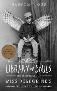 Library of Souls: The Third Novel of Miss Peregrine's Peculiar Children Kindle ebook - £1.83 @ Amazon