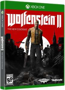 Wolfenstein 2 The New Colossus Xbox One - £1.10 instore @ Tesco