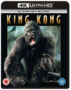 King Kong 4K UHD Blu-Ray & Digital [pre-owned - Like New] £6.60 delivered @ thetradeinn / eBay