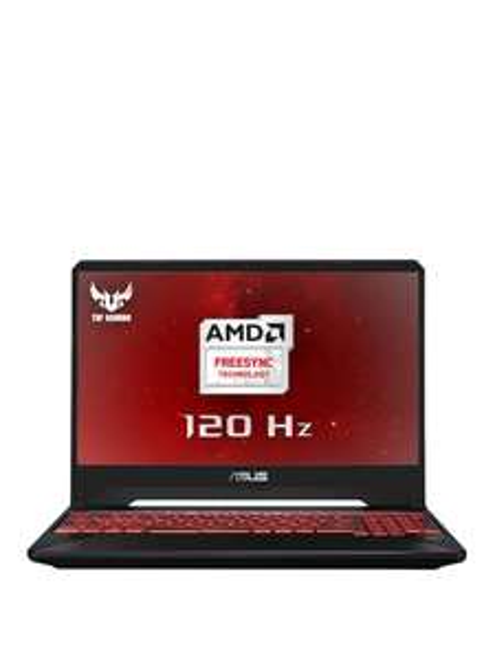 ASUS TUF Gaming FX505DY-AL006T AMD Ryzen 5 8GB RAM 1TB54R + 256GB PCIE SSD 15.6in 120Hz PC Gaming Laptop - £519.99 using code @ Very